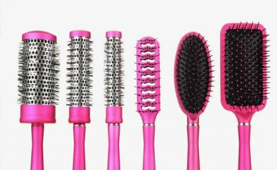 5 Types of Hair Brush and their Uses
