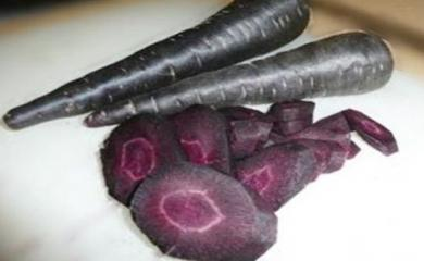 5 Healthy Benefits of Eating Black Carrot Regularly