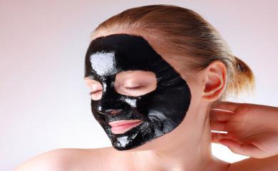 Homemade Charcoal Face Pack For Soft Skin