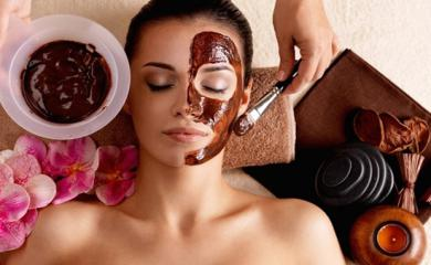 Chocolate Face Mask For Instant and Long Lasting Glowing Skin