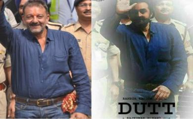 Revealed! Sanjay Dutt biopic to release on this date