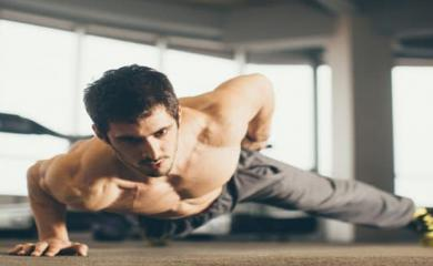 20 minute Workout To Build Muscles At Home