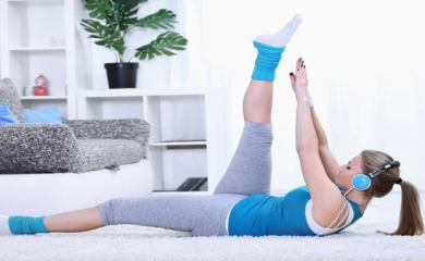 5 Exercises To Do At Home For Perfect Body