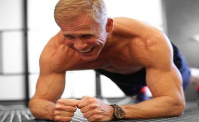 5 Exercising Tips For Men Over 40