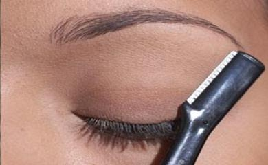 10 Ways Get Perfect Eyebrows With Razor