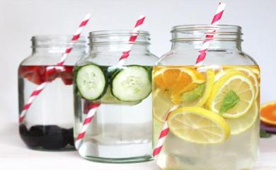 Recipe - Flavor Infused Water for Good Health