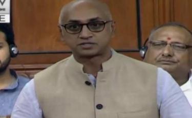 TDP सांसद जयदेव गल्ला ने भाजपा पर जड़े बड़े आरोप, कहा- 'आंध्र प्रदेश के लोग पीड़ा में हैं, और न्याय के लिए लड़ रहे हैं। लेकिन मोदी सरकार...'
