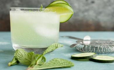Recipe - Try This Gin Fizz To Beat Monday Blues