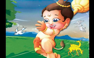 Wonders Hanuman Ji Did During Childhood