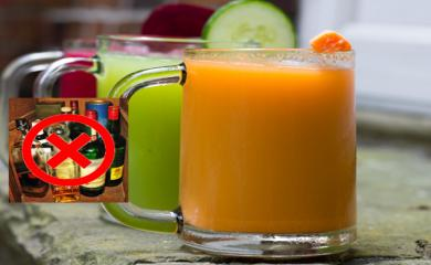Avoid Hard Drinks, Go For These 4 Healthy Drinks