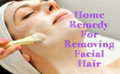 Get Rid of Unwanted Facial Hair in Just 7 Days