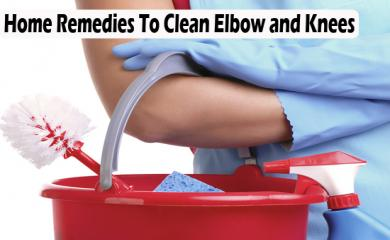 Tired of Black Elbow and Knees? Try These Home Remedies