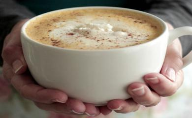 Recipe- Cafe Style Latte at Home