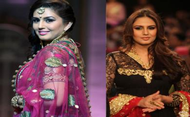 Rock Your Ethnic in Huma Qureshi Style