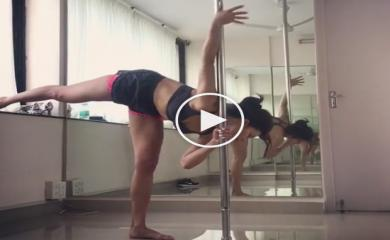 Jacqueline Fernandez Uploads Video Of Hard Work Behind a Perfect