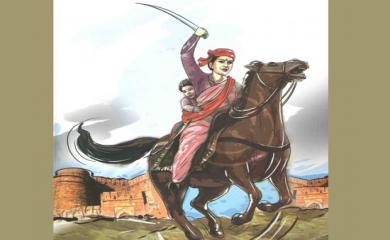 How Rani Lakshmi Bai Died?