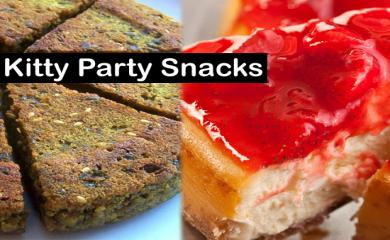Heading For a Kitty Party, Try These 3 Quick Snacks