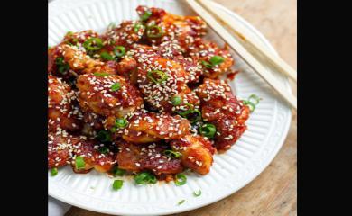 Recipe - Make Korean Style Chicken at Home