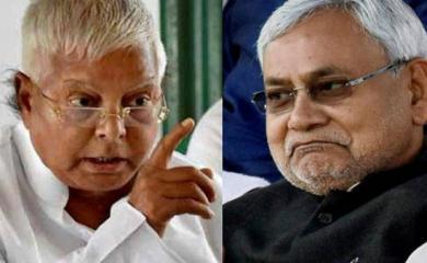 लालू ने ट्विट कर मुख्यमंत्री नीतीश कुमार पर साधा निशाना
