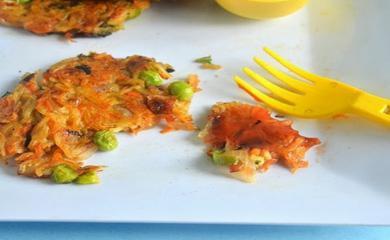 Recipe - Add Maggie Tadka To your Boring Patties
