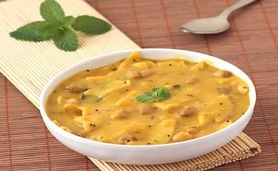 Makar Sankranti - Recipe of Methi Dal Dhokli