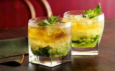 Recipe - Mint Julip To Make Your Day