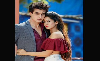 PICS- TV Couple Mohsin Khan and Shivangi Joshi Latest Photoshoot is HOT