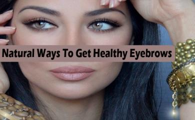 4 Ways To Get Thicker Eyebrow Naturally