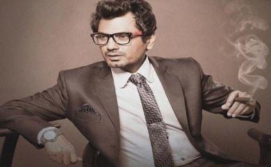 Nawazuddin Shares First Look of His First International Web Series