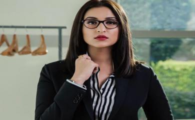 Parineeti Chopra Turns Confident and Ambitious Corporate Girl