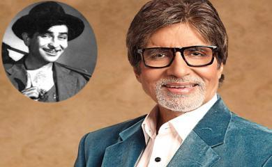 """""""Raj Kapoor Signifies India"""", Amitabh Bachchan"""