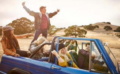 6 Types of friends we have on Road Trip