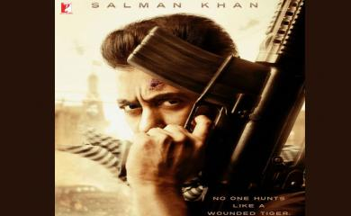 POSTER RELEASE- Salman and His Intense Eyes are The Best Diwali Gift
