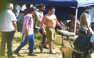 Summers, Salman and Shirtless