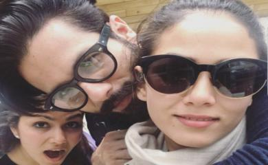 Shahid Kapoor's Play Time With His Little Missy is Life