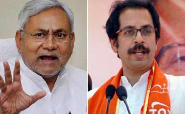 अविश्वास प्रस्ताव : नीतीश कुमार मोदी के साथ, शिवसेना का यू-टर्न