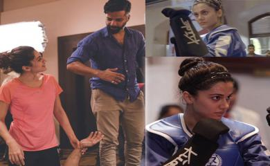 Taapsee Pannu To Become Self Defence Teacher