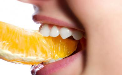 5 fruits for healthier teeth