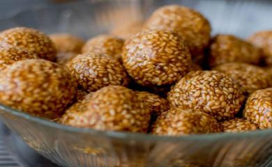 Recipe - Celebrate Winters With Traditional Til Ke Ladoo
