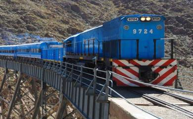Would You Want To Travel in Train That Takes You