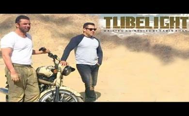 That is How Salman Khan Began Tubelight Countdown
