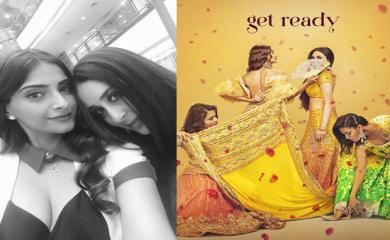 Kapoor Sisters are All Set For Crazy Veere Di Wedding