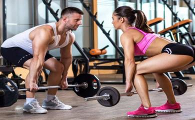 5 Amazing Benefits of Working Out With Your Partner