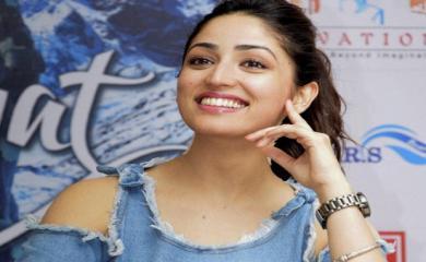 Really excited for 'Batti Gul Meter Chalu': Yami Gautam