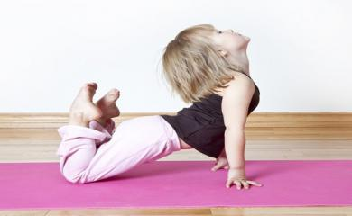 5 Yoga Poses To Keep Your Kids Healthy