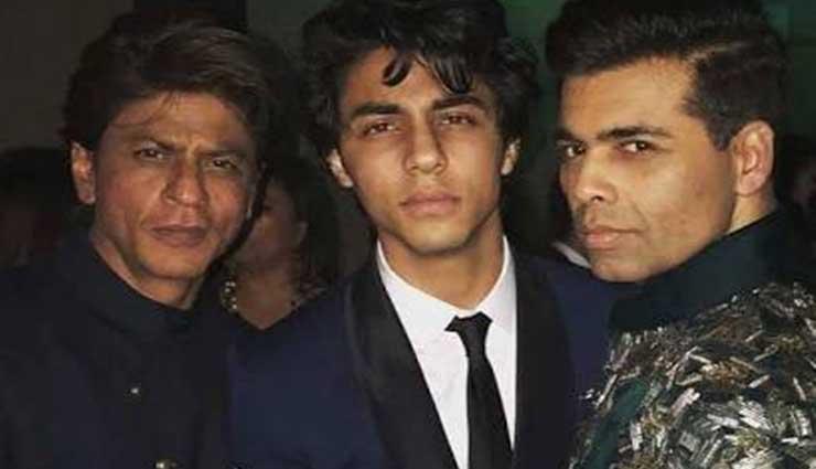 Karan Johar wishes 'baby boy' Aryan Khan on his 21st birthday
