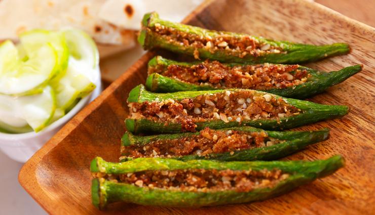 Recipe- Delicious Bharwa Bhindi