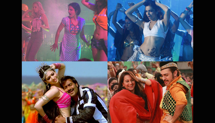 5 Best of Bollywood Remix Songs