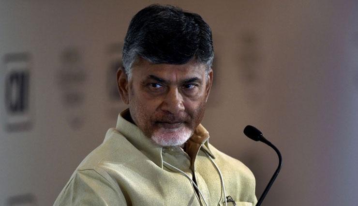 Andhra Pradesh CM Chandrababu Naidu denies receiving any notices earlier in Babli project case