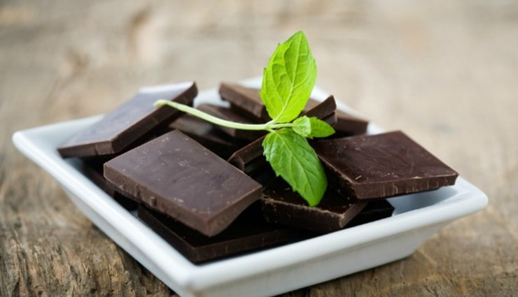 DIY Chocolate and Mint face Scrub To Get Natural Shiny Skin